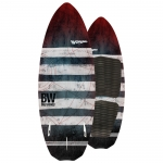 Never Summer Big Woody Wake Surfboard