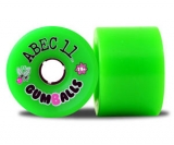 ABEC 11 Gumballs Longboard Wheels 76mm