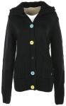 Volcom Palace Hooded Sweater [Black]