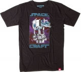 Spacecraft Cat Walker Tee [Black]