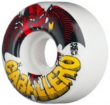 Powell Cab Dragon 1 Skateboard Wheels 52mm