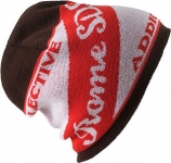 Rome SDS Red Stripe Beanie
