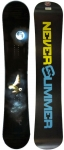 Never Summer SL Salty Peaks Collaboration Snowboard