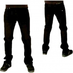 DC Men's Smith Signature Denim Pants