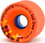 Orangatang Fat Free Longboard Wheels 65mm