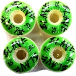 Slave Corporate Skateboard Wheels 52mm