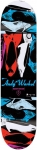 Alien Workshop Warhol II Mikey Taylor Skateboard Deck 8.25