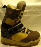 Shimano Enduro Step-In Boots [Yellow/Tan #121] Men's Size 9