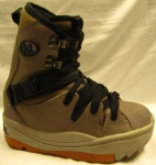 K2 Sonic Step-In Boots [Tan #122] Women's Size 6