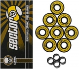 Sector 9 Black Ball Ceramic Bearings