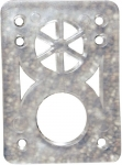 Angled Clear Riser Pad (single)