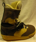Shimano Enduro Step-In Boots [Yellow/Tan #123] Men's Size 10.5