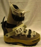 Shimano Skylord Step-In Boots [Yellow/Tan #124] Women's Size 10.5