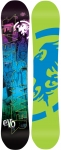 Never Summer Kid's Evo Grom Snowboard