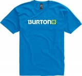 Burton Men's Logo Horizontal Tee
