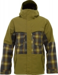 Burton Men's GoreTex® 2L Grill Jacket