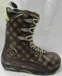 Burton Sabbath Limited Edition Boots - Size 11