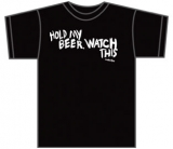 One Ball Jay Men's Hold My Beer Tee
