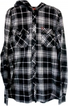 Nomis Plaid Knit Shirt