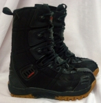 Lamar Matrix Kid's Boots - Size 4