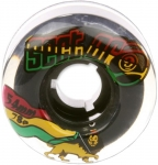 Sector Nine Nine Balls Longboard Wheels 54mm/78a Clear