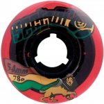 Sector Nine Nine Balls Longboard Wheels 54mm/78a Red