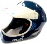 RED MT-1 Full Face Helmet