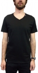 LRG Men's Back to the Basics V-Neck Tee