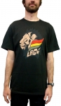 LRG Men's Lion Flag Tee