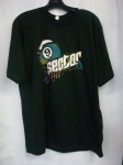 Sector Nine Black Tee