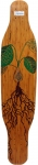 Loaded Fat Tail Longboard Deck 38