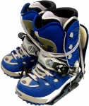 Ride Step-In Boot & Bindings Combo 8