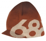 686 Icon Visor Beanie [Clay]