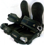 Burton Used P1 Bindings - Medium