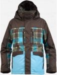 Burton Distortion Snowboard Jacket - Kids'