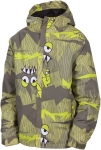 686 Camotooth Insulated Youth Jacket
