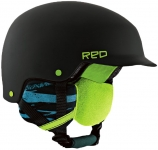 RED Defy Youth Snowboard Helmet - Kids'