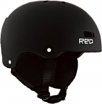 RED Trace Grom Snowboard Helmet - Kids'