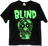 Blind Zombie S/S Youth T Shirt