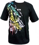 Volcom Rasta Collage Tshirt