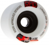 RAD Release Longboard Wheels 78a 72mm
