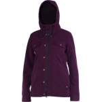 Ride Haller Bonded Fleece Snowboard Jacket - Women's