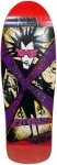 Vision Psycho Stick II Skateboard Deck Red