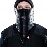 Airhole Pleather Standard 1 Face Mask