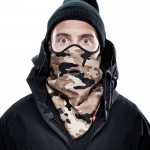 Airhole Traditional Camo Standard 2 Face Mask