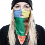 Airhole Color Block Standard 1 Face Mask