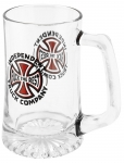 Independent FTR Glass Mug