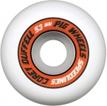 Pig Corey Duffel Pro Speedline Skateboard Wheels 101a/53mm