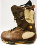 Burton Emerald Boots Brown - Size 7.5