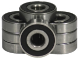 MBS Stainless Steel 12x28 Mountainboard Bearings